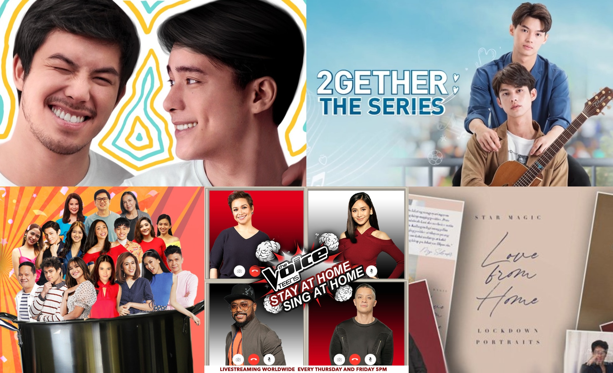 Learn, love, and express: your complete guide to ABS-CBN's wide array of digital shows