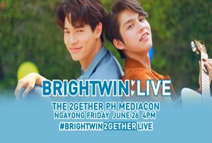 """2gether's"" BrightWin holds free, live interview with Filipinos on Friday"