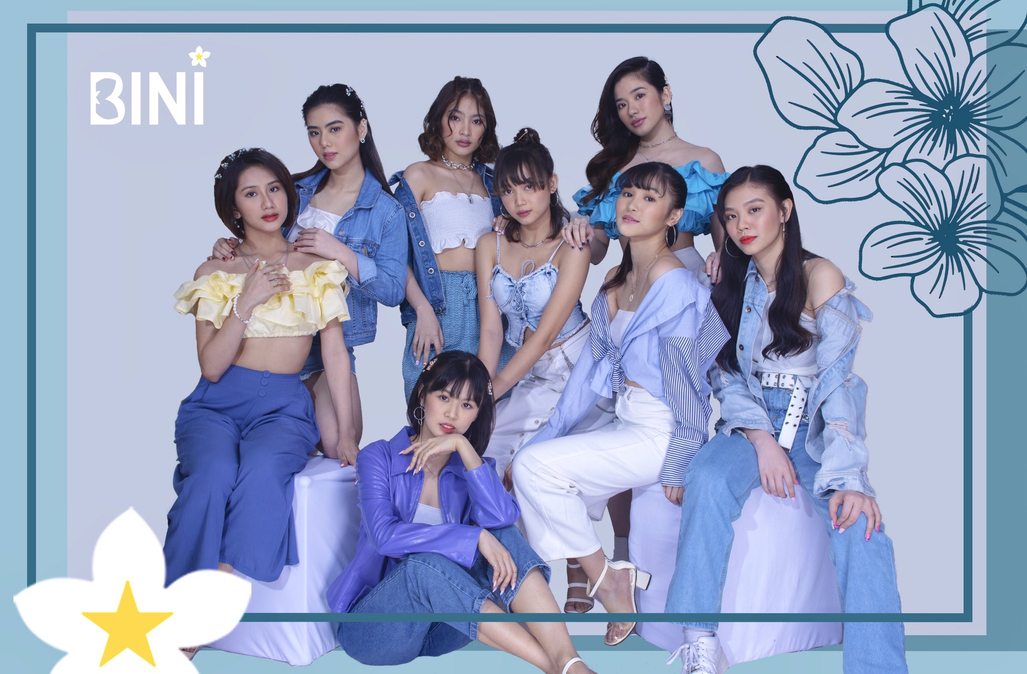 BINI will unveil a fiercer look, sound, and attitude at their grand two part launch this June on KTX PH