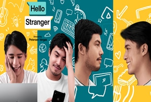 Say 'Hello' to 'Hello Stranger,' Black Sheep's first digital series starring Tony Labrusca and JC Alcantar