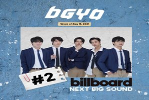 BGYO makes strong debut in Billboard Next Big Sound Chart