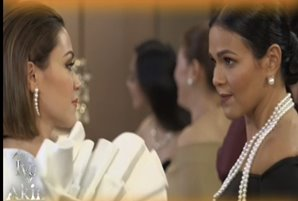 "The most awaited scene between Marissa and Ellice in ""Ang Sa Iyo Ay Akin"" airs this Thursday"