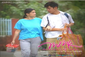 "Meryll takes in an illegitimate son on ""MMK"""
