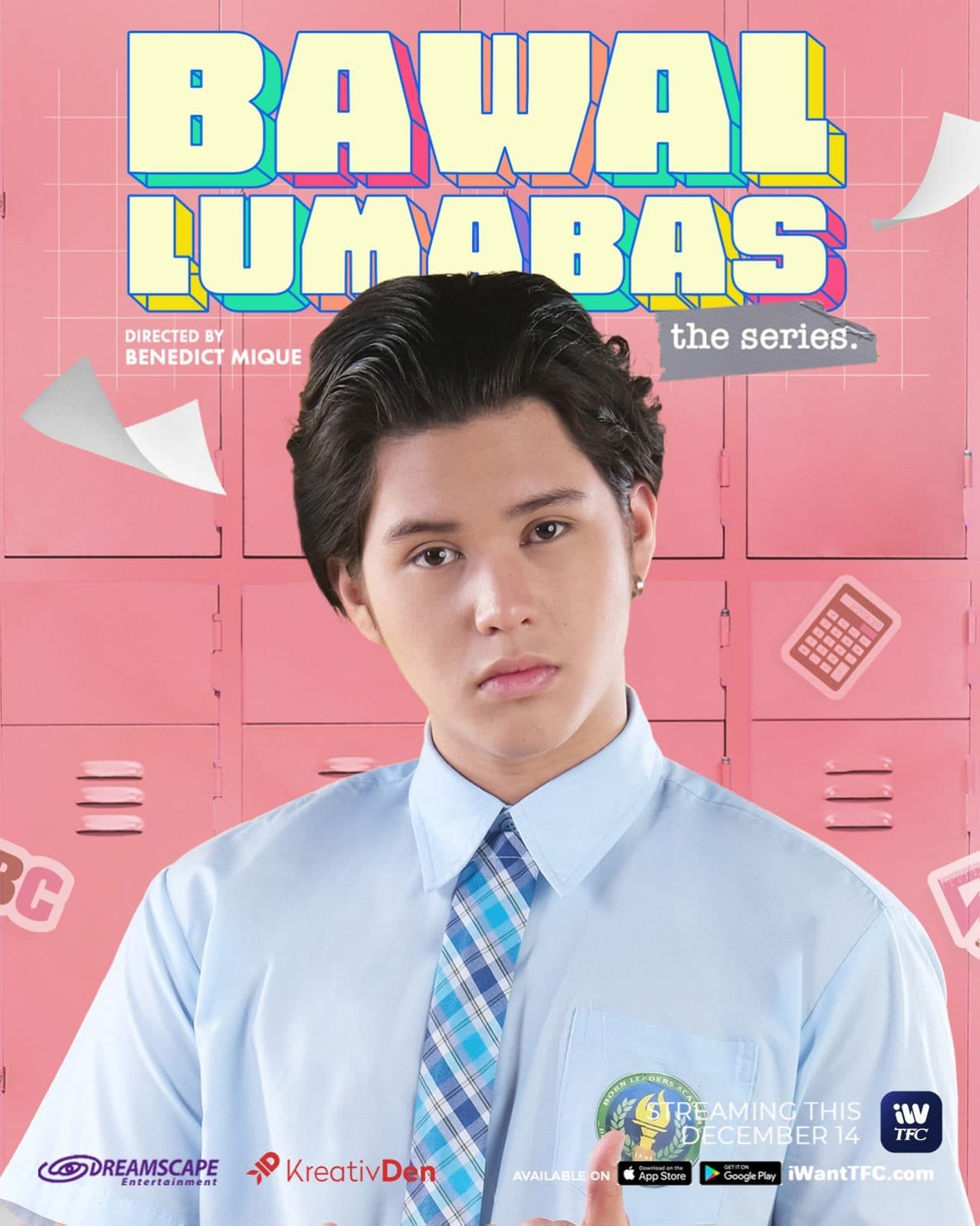 Kyle Echarri as Kevin in Bawal Lumabas The Series(2)