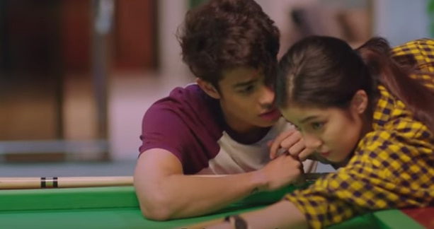 "Belle and Donny bravely take on life and love in Star Cinema and iWantTFC's new series ""He's Into Her"""