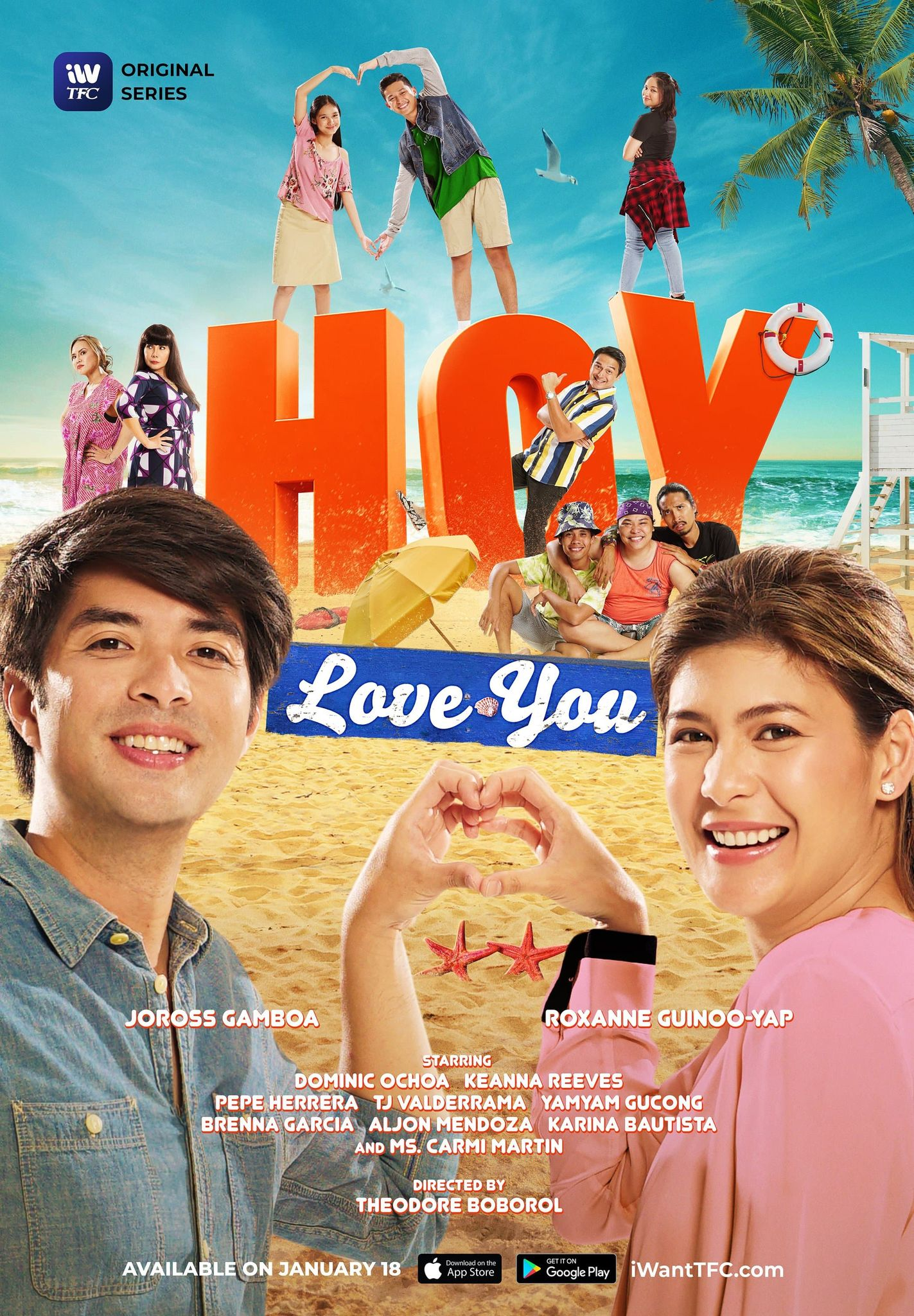 _Hoy, Love You!_ starring JoRox to stream for free on iWantTFC