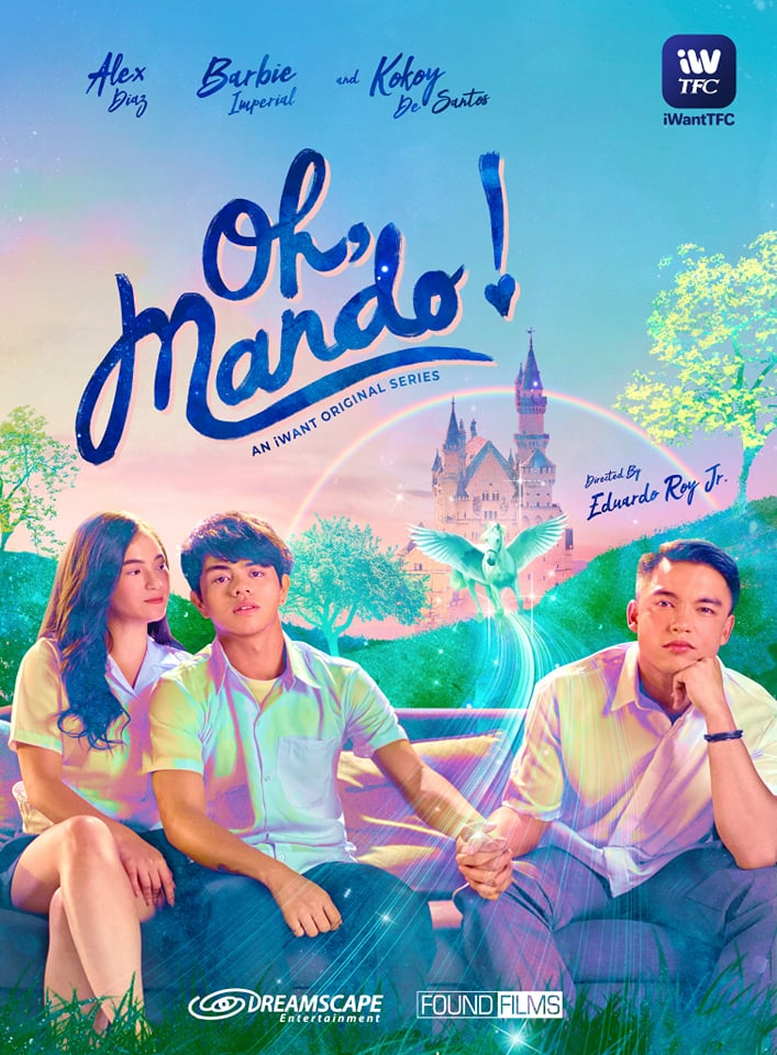Oh Mando streaming on iWant TFC on November 5
