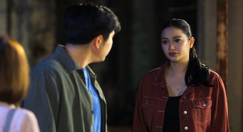 Sam confronts Celine