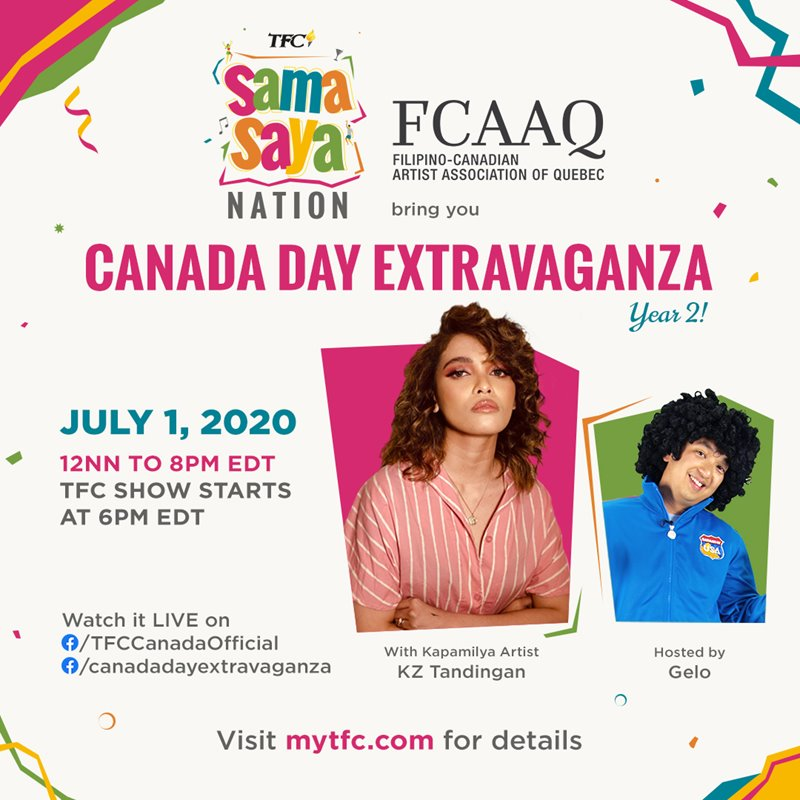 Canada Day Extravaganza shines the light on its diverse talents across the country