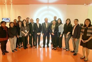 CFO Chair Acosta visits ABS-CBN-TFC North & Latin America, explores community partnerships with overseas Filipinos in the U.S.
