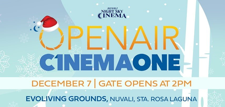 "OpenAir Cinema One returns with ""Fantastica"" and ""Alone/Together"""