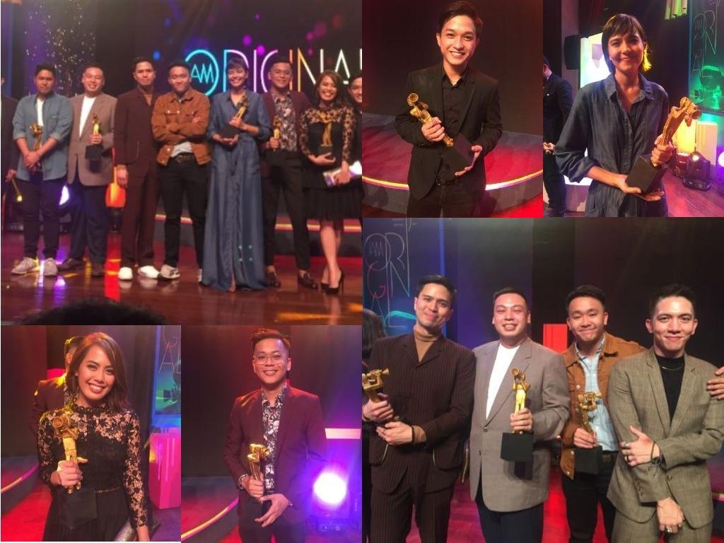 """Sila Sila,"" ""Metamorphosis"" receive top honors at Cinema One Originals 2019"