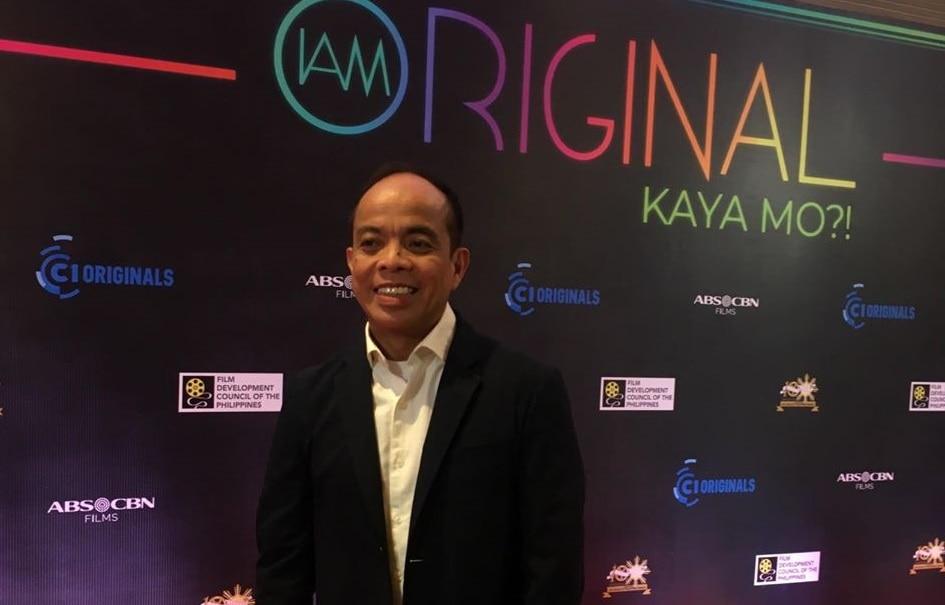 Cinema One Originals festival director Ronald Arguelles