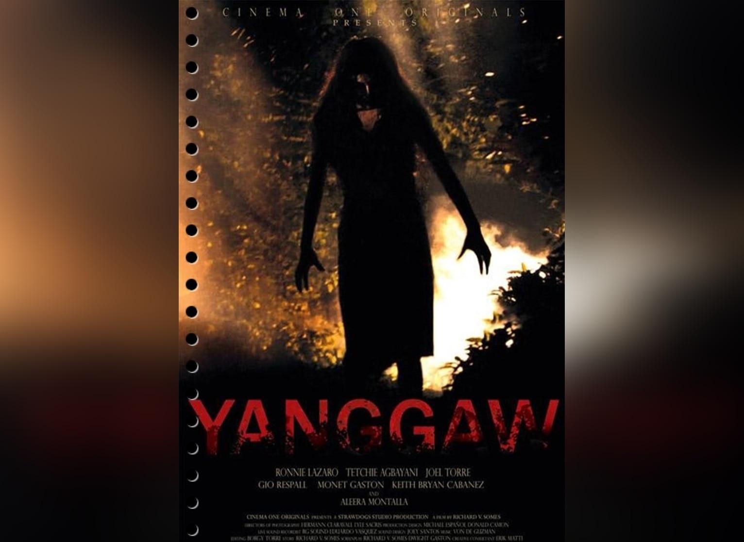 Yanggaw landscape