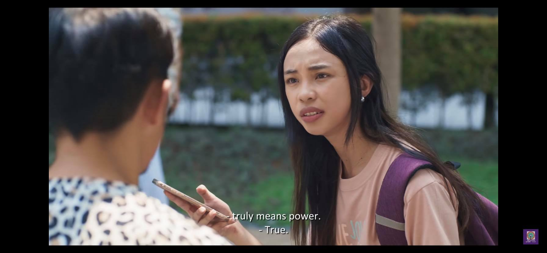 Maymay Entrata in Lurker episode 3