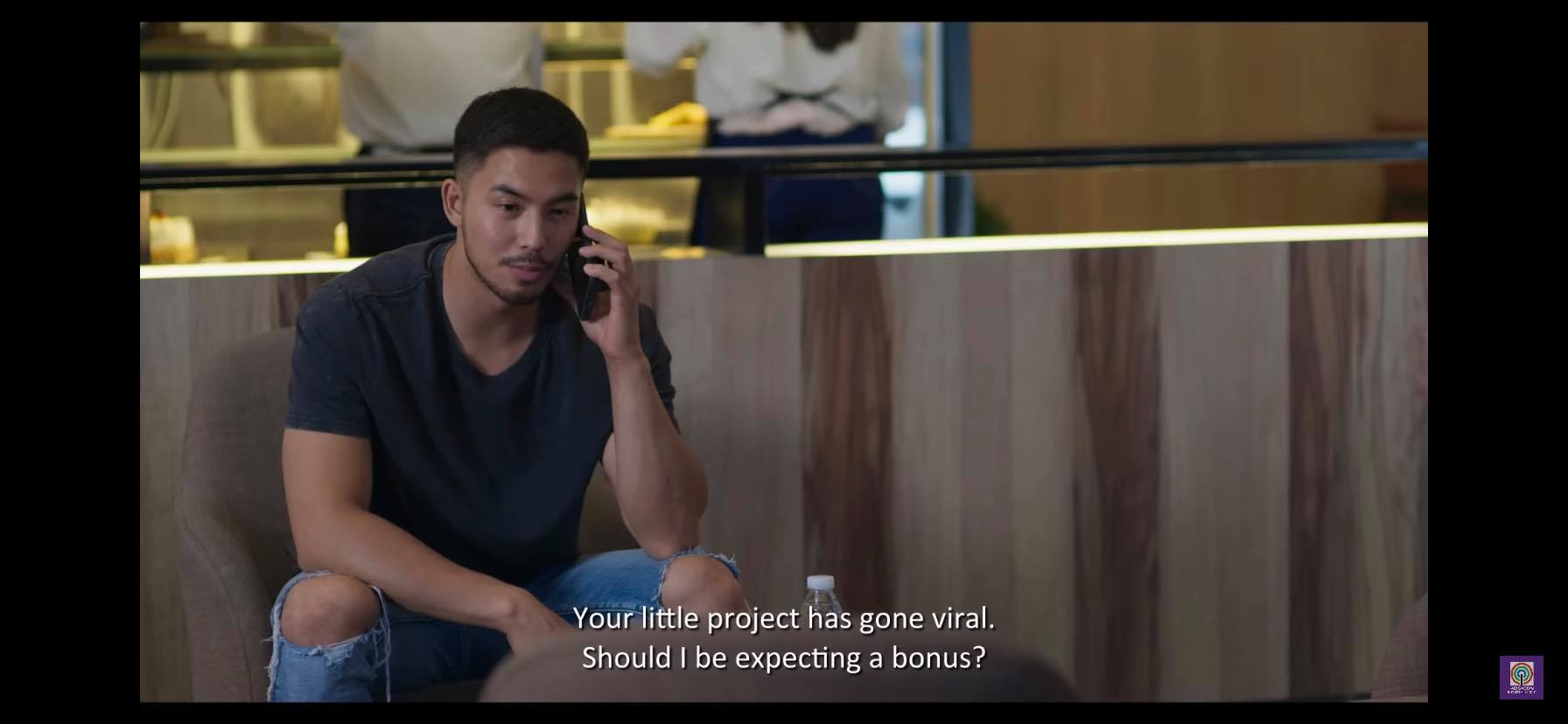 Tony Labrusca in Altered episode 1
