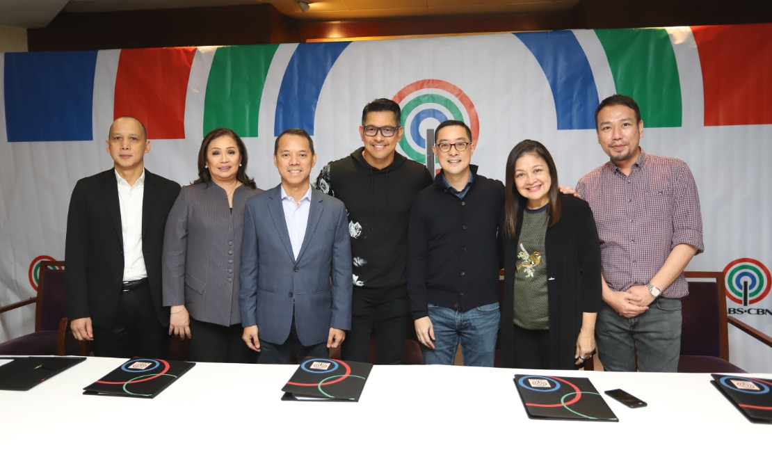 Gary V inks renewal contract with ABS-CBN