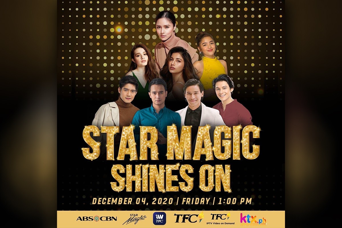 """KTX.ph streams """"Star Magic Shines On"""" special event"""