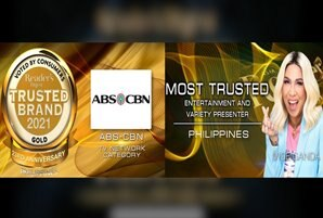 ABS-CBN and Vice Ganda still trusted by Filipinos based on Reader's Digest Trusted Brands 2021