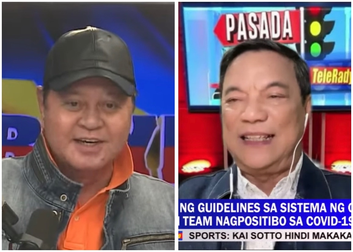 Broadcast icons and TeleRadyo anchors Noli De Castro and Peter Musngi remember how DZMM started