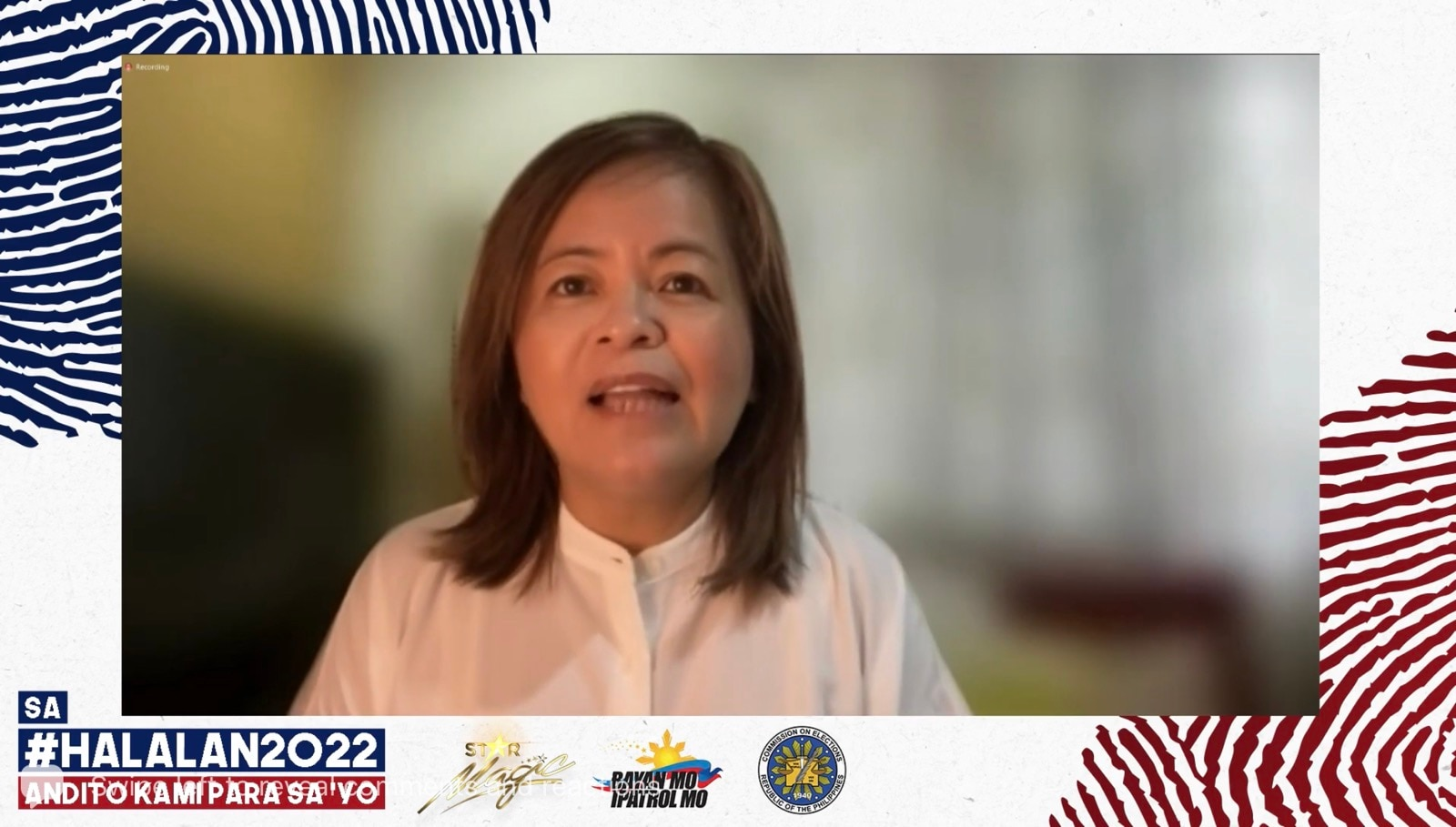 ABS CBN NEWS HEAD GING REYES