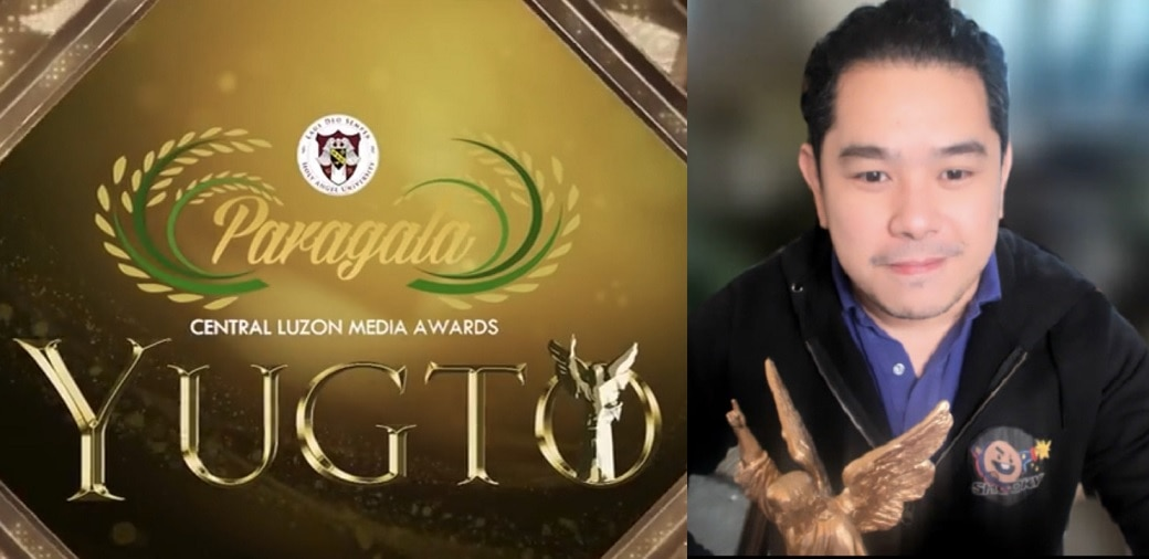 Jeff Canoy, among the top news personalities in the 8th Paragala Awards