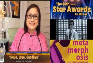ABS-CBN films and artists lead winners at the 36th Star Awards for Movies
