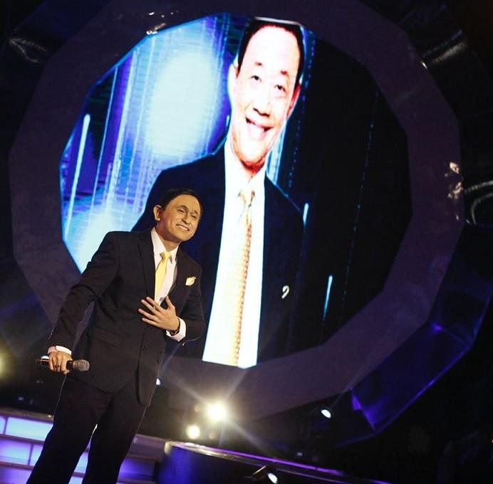 CJ Navato as Jose Mari Chan