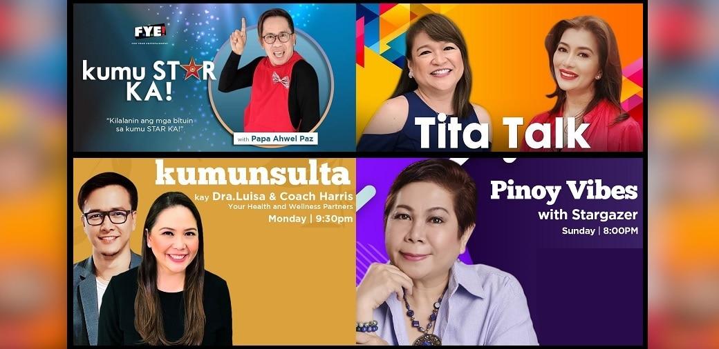 TeleRadyo anchors go digital to serve more Filipinos