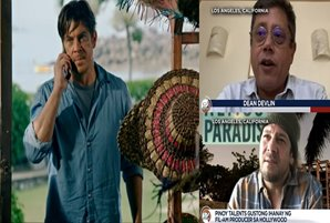 """Hollywood's Dean Devlin and Christian Kane praise Filipino talent in """"Almost Paradise"""""""
