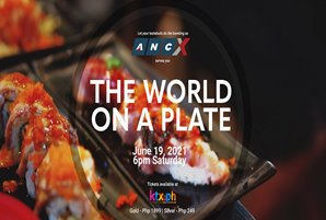 """Lexi Schulze hosts ANCX """"The World on a Plate"""" on KTX.ph"""