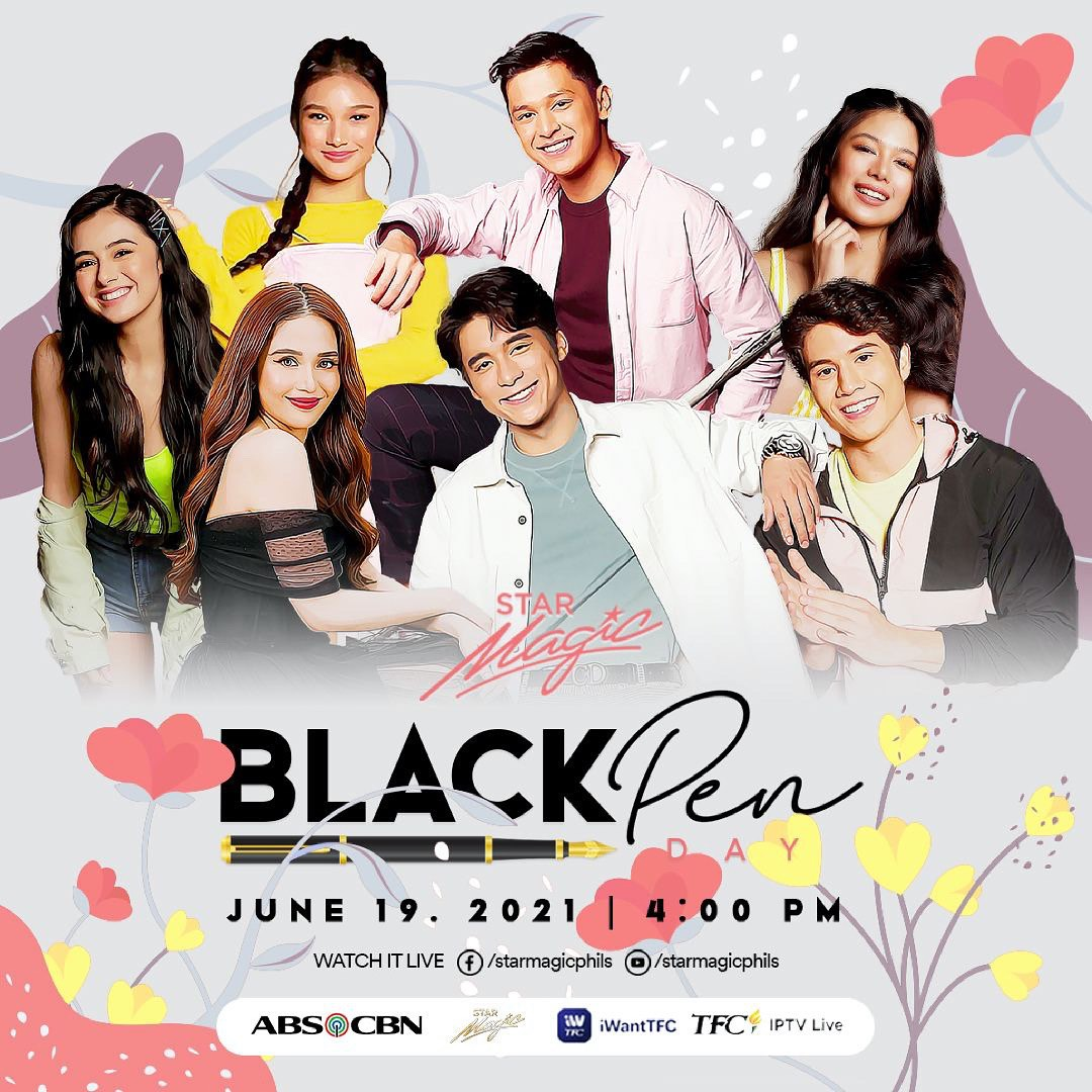 RISE Artists Studio Kapamilyas are the newest addition to the Star Magic family