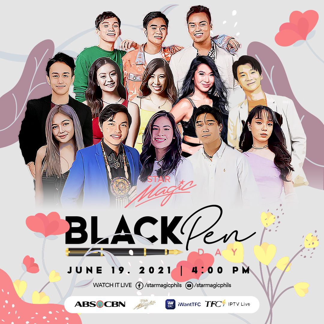 Star Music, Polaris, and Star Hunt, all as one with Star Magic