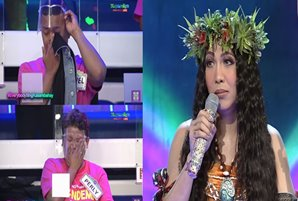 """Vice Ganda gifts house helpers with P100,000 in """"Everybody, Sing!"""""""