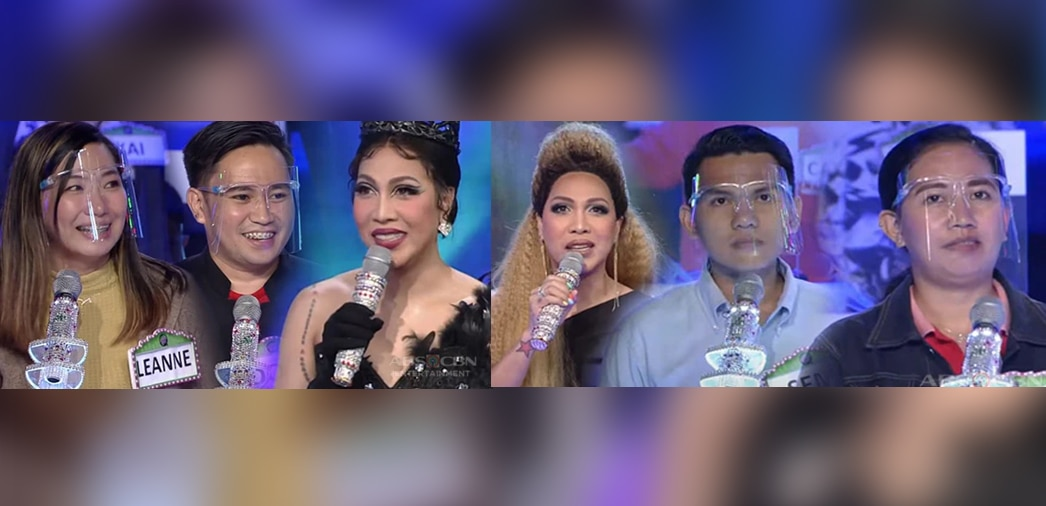 """Vice Ganda honors seafarers and laundry workers in ABS-CBN's """"Everybody, Sing!"""""""