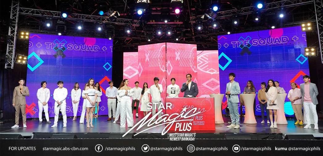 Star Magic introduces Squad+, the newest teen barkada