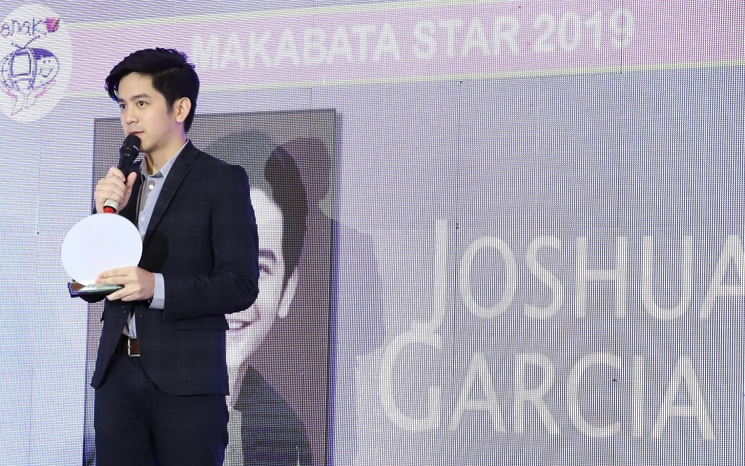 Joshua Garcia is a Makabata Star_