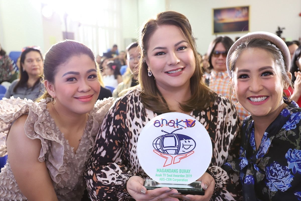 Magandang Buhay received the Anak TV Seal of Approval