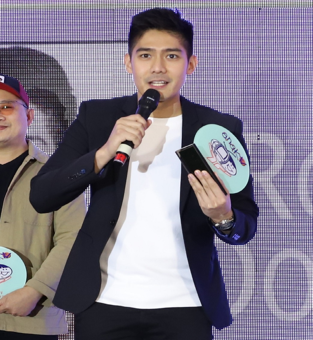 Robi Domingo is a Makabata Star