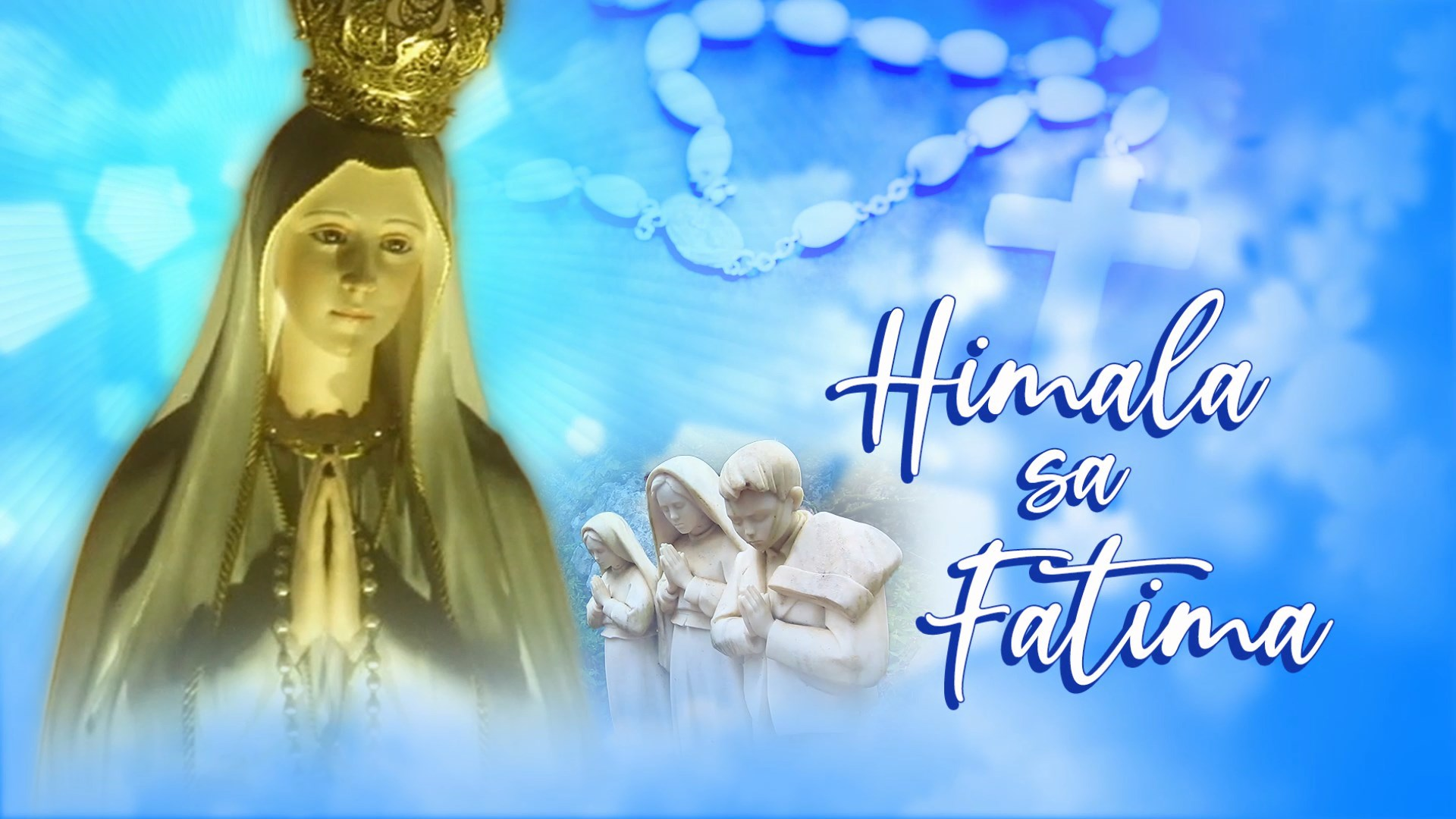 _DZMM will air the special documentary Himala sa Fatima on Sunday, October 13 at 9pm
