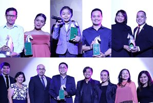 Trinitians hail ABS-CBN as Best TV Station at 2019 Platinum Stallion Media Awards