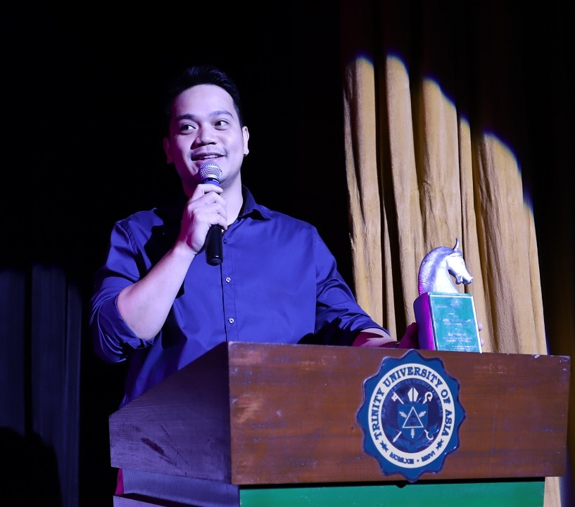 MOR 101 9 DJ Popoy is Best Male Radio Disc Jockey for the Trinitian community_