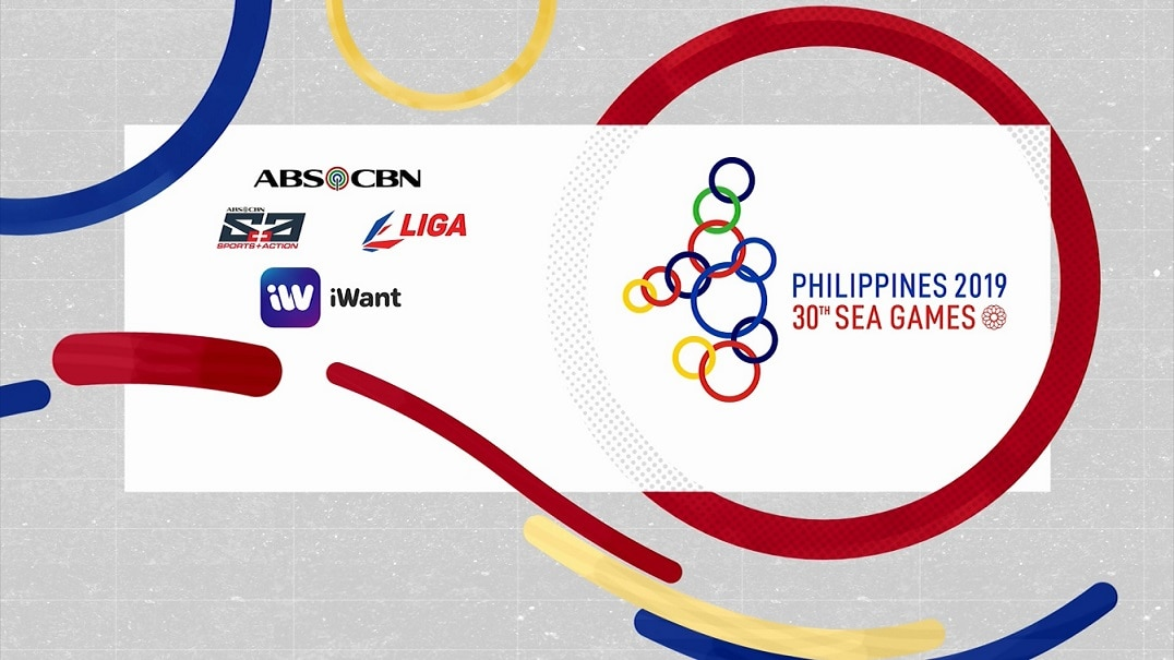 Catch the 2019 SEA Games  on ABS CBN Sports and Action, LIGA, and iWant