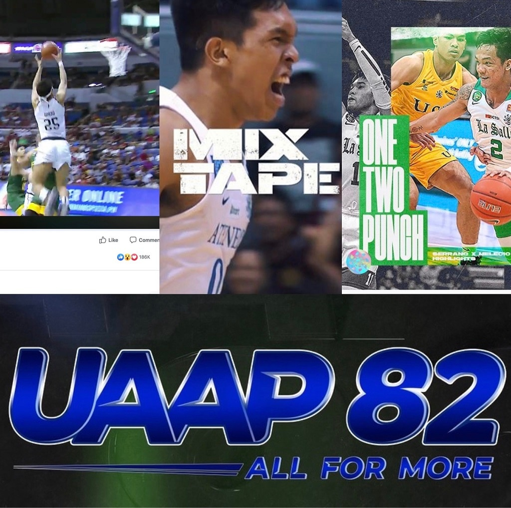#UAAPSeason82 goes 'All for More' on digital