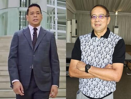 Tony Velasquez and Danny Buenafe