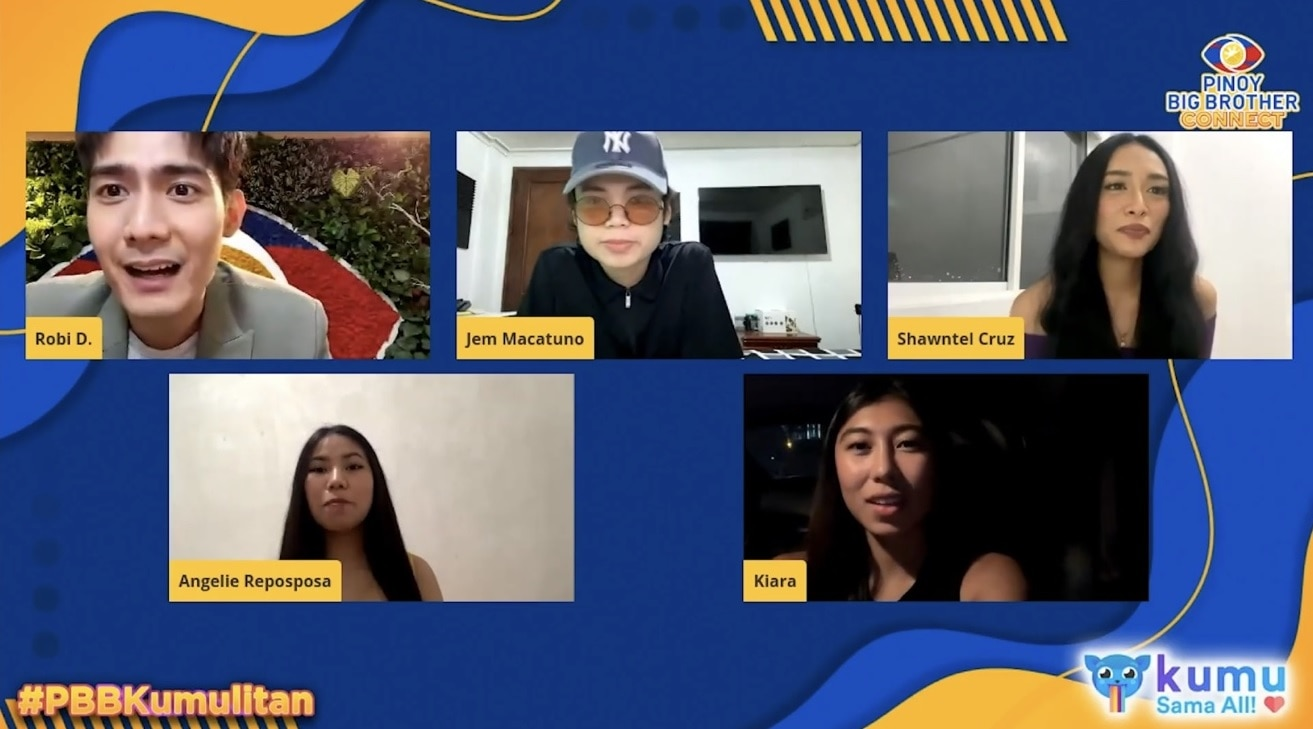 Jem, Shawntel, Lie, and Kiara composed and sang the new official soundtrack of PBB Connect
