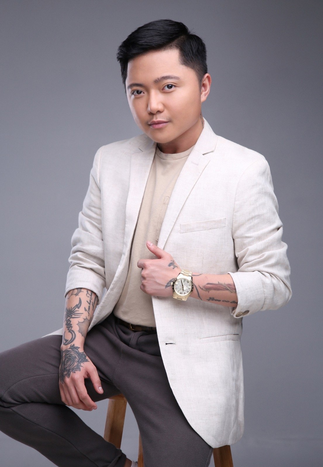 'Jake and Charice' is the national winner for Best Documentary Programme in Japan