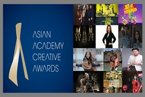 ABS-CBN leads PH winners at the Asian Academy Creative Awards 2020