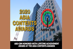 2020 Asia Contents Awards