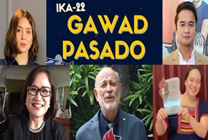 Team Kapamilya gets high marks from teachers at the 22nd Gawad Pasado